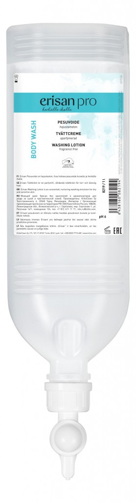 Erisan pesuvoide 1l dispenco