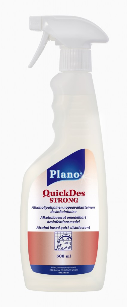 Plano quickdes strong 500 ml suihke